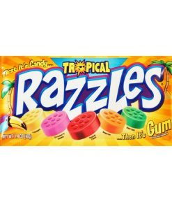 Razzles tropical 40 g