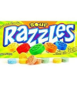 Razzles sour 40 g
