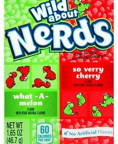 Nerds Wonka Watermelon/So Very Cherry 46.7 g