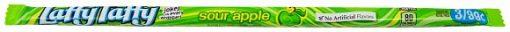 Wonka Laffy Taffy mysttery apple 22.9 g