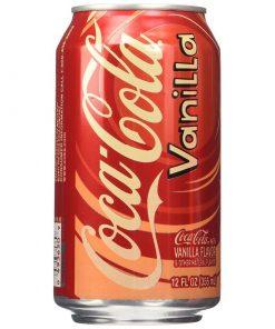 CocaCola Vanilla plechovka 355 ml