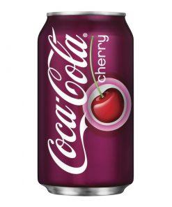 Coca Cola Cherry 355 ml