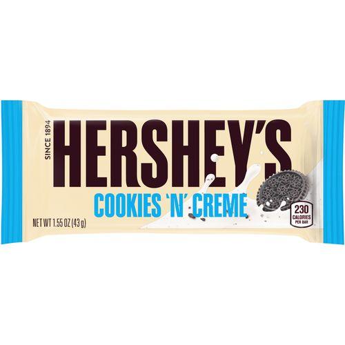 Hersheys Cookies N Creme 43 g