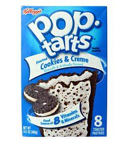 Pop Tarts Cookies&cream 400 g