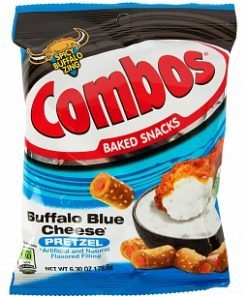 Combos Buffalo blue cheese Pretzel 178.6 g