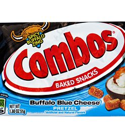 Combos Buffalo blue cheese Pretzel 51 g