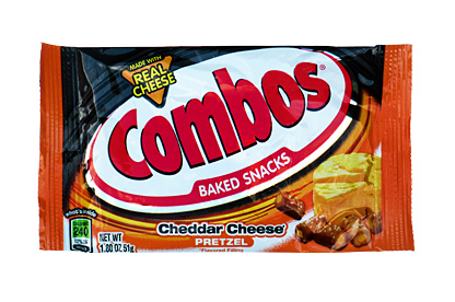 Combos Cheddar cheese Pretzel 51 g