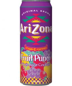 Arizona Friut Punch plechovka 680 ml