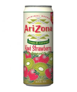 Arizona Kiwi Strawberry plechovka 680 ml