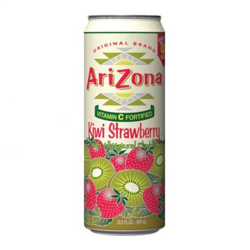 Arizona Kiwi Strawberry plechovka 680 ml