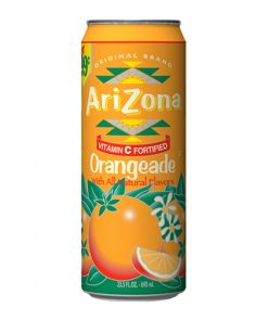 Arizona Orangeade plechovka 680 ml
