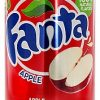 Fanta Apple plechovka 355 ml