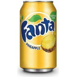 Fanta Pineapple 355 ml
