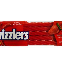 Twizzlers Twists Strawberry 70 g