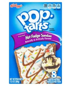 Pop Tarts frosted Hot Fudge Sundae 384 g