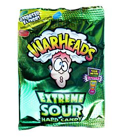 Warheads Extreme Sour 28 g