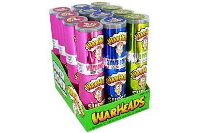 Warheads Super Sour Spray Candy 20 ml