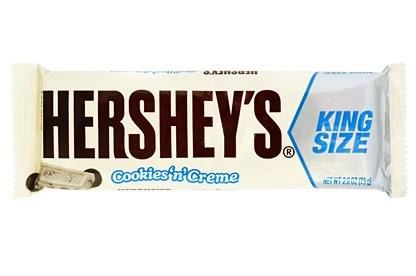 Hersheys Cookies N Creme King size 73 g