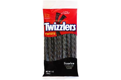 Twizzlers Twists Licorice 198 g