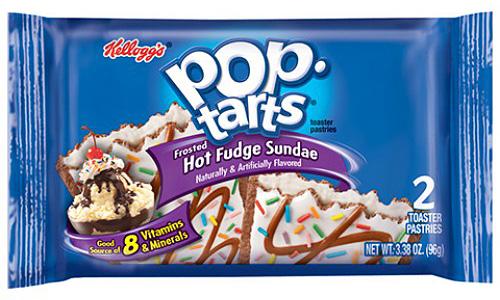 Pop Tarts Hot Fudge Sundae 96 g