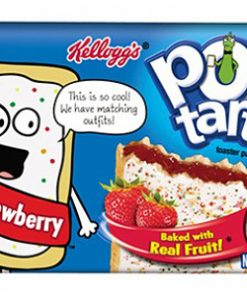 Pop Tarts Strawberry 104 g
