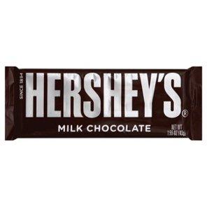 Hersheys Milk Chocolate 43 g