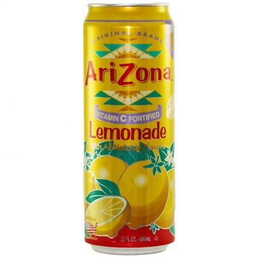 Arizona Lemonade plechovka 680 ml