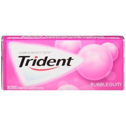 Trident Bubble Gum 33