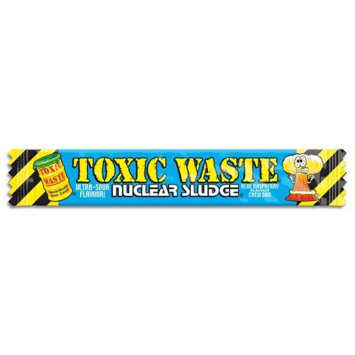 Toxic Waste Nuclear Sludge Chew Bar Blue Raspberry 20 g