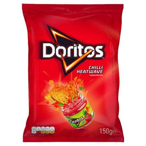 Doritos Chilli Heatwave Tortilla Chips 150 g