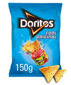 Doritos Cool Original Tortilla Chips 150 g