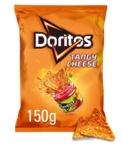 Doritos Tangy Cheese Tortilla Chips 150 g