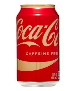 Coca Cola Cofein Free 355ml