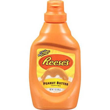 Reeses Peanut Butter Topping 198 g