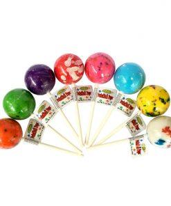 Espeez Paint Ball Giant Jawbreaker Pops 64 g