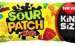 Sour Patch Kids King Size 96 g