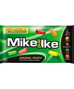 Mike and Ike Original Fruits 51 g