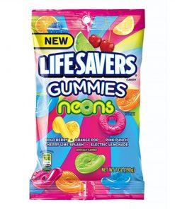 Life Savers gummies Neons 198 g