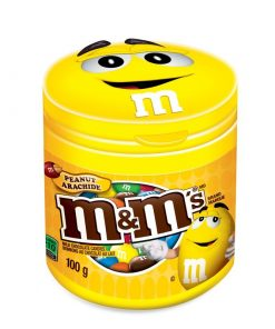 M&M Peanut Bottle 100 g