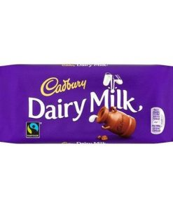 Cadbury Dairy Milk Chocolate Bar 110 g