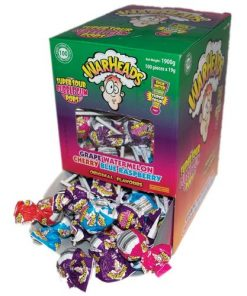 Warheads Tin Super Sour Bubblegum Pop 21 g