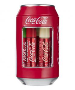 Lip Balm Coca Cola Cup box 6 ks 24 g