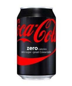 Coca Cola Zero plechovka 355 ml