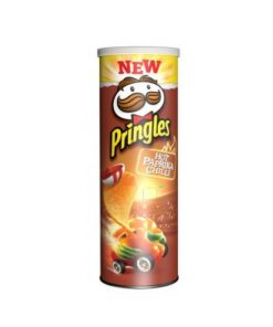 Pringles Hot Paprika chilli 190 g