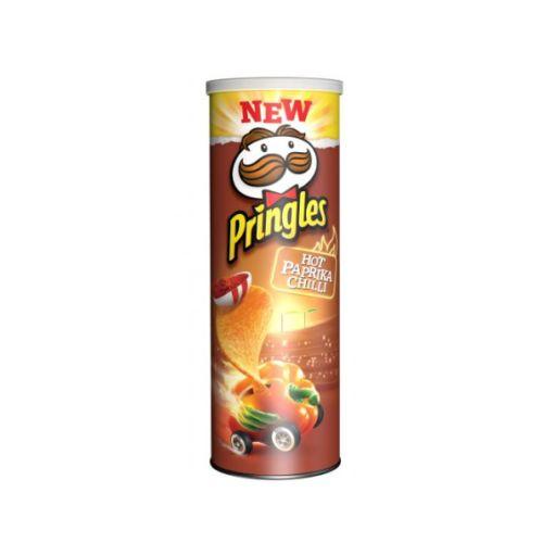 Pringles Hot Paprika chilli 190 g