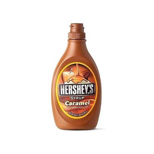 Hersheys Caramel Syrup 623 g