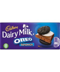 Cadbury Dairy Milk Oreo Sandwich 96 g