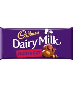 Cadbury Dairy Milk Fruit&Nut 110 g