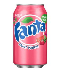 Fanta Fruit Punch 330 ml