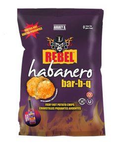 Rebel Habanero bar-b-q 142 g